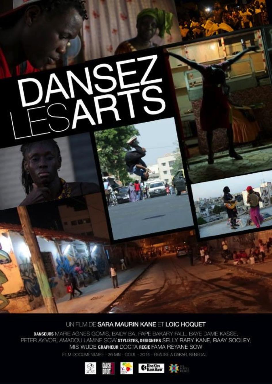 Danser les Arts
